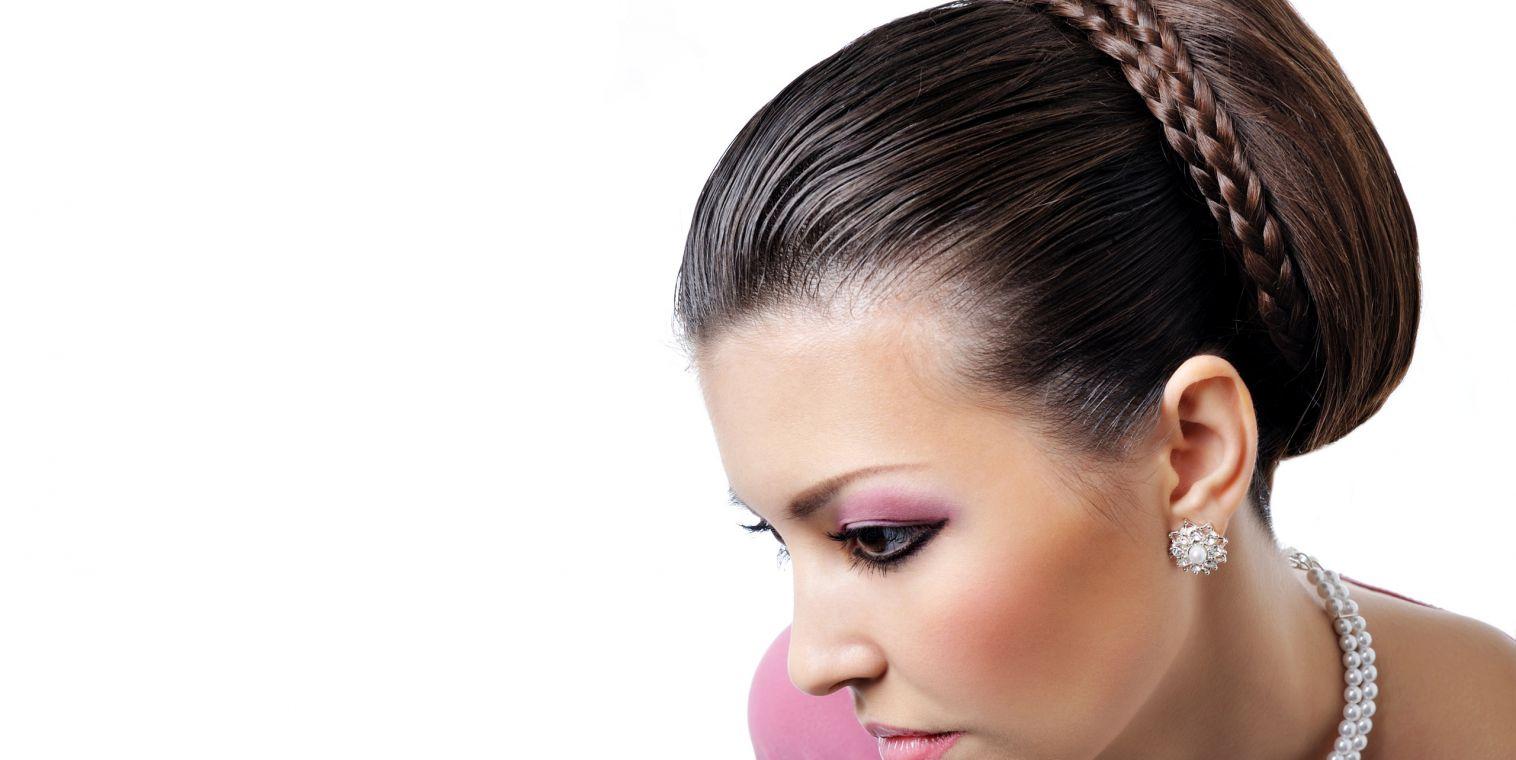 Классические причёски для девушек с