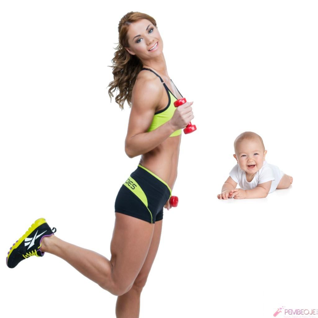 Hamilelik Sonrası Kilo Verme Yolları