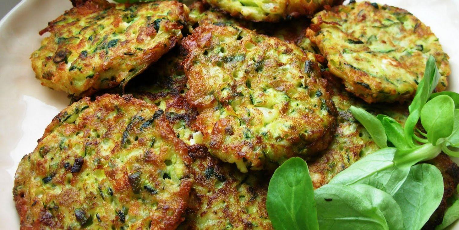 Рецепты блюд из кабачков самых вкусных