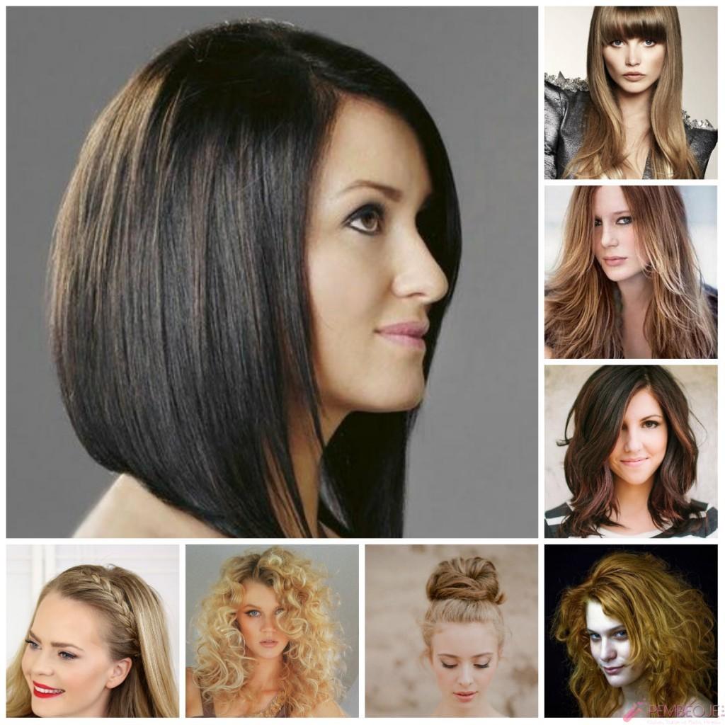 Kilolu bayanların saç ve makyajı nasıl olmalı